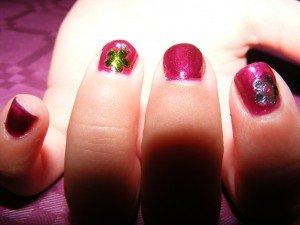 Nail art de printemps dans Mes Nail Art dscf8487-300x225