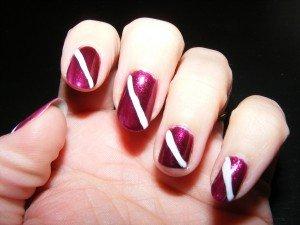 Nail art simple dans Mes Nail Art dscf8513-300x225